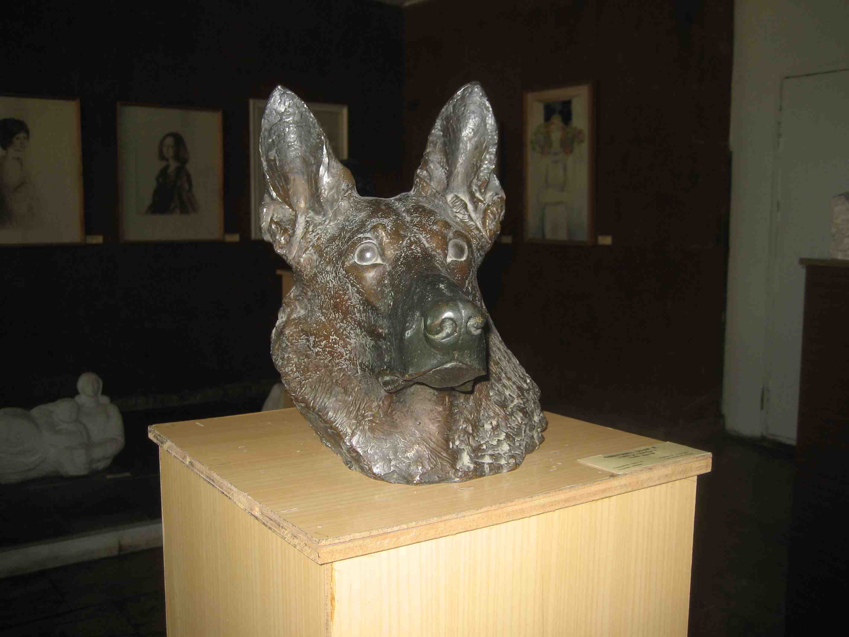 Gurjian Animal Sculpture
